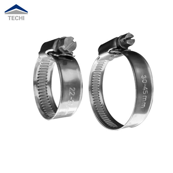 Pictures of American Type Stainless Steel Worm Drive Hose